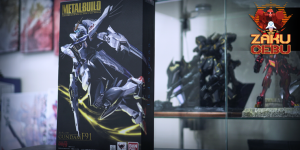Bandai 1/100 Metalbuild Gundam F91