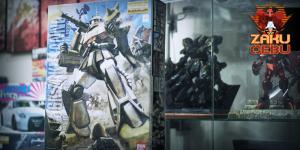 Bandai 1/100 MG MS-06K Zakucannon