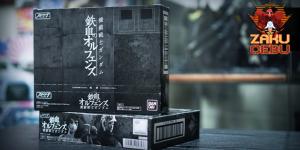 Bandai 1/10 Shokugan Iron Blooded Orphans Mikazuki & Orga Figure Set