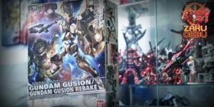 Bandai 1/100 NG Gundam Gusion / Gundam Gusion Rebake