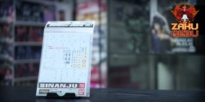 Bandai 1/144 Gundam Decal No. 115 RG Sinanju Decal Set