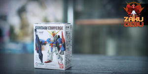 Bandai Gundam Converge #63 Z Gundam (Hyper Mega Launcher Ver.)