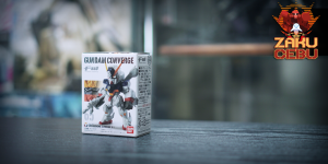 Bandai Gundam Converge #65 Crossbone Gundam X-1
