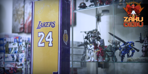 Enterbay BL 1/6 Kobe Bryant #24 Lakers