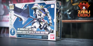 Gundam Base Limited 1/144 HG Gundam Barbatos (Metallic Gloss Injection)