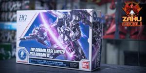 Gundam Base Limited 1/144 HG UC Zeta Gundam III