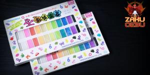 Hinodewashi Oyumaru Clay – 24 Sticks Set