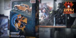KBB Model Transformers – Bumblebee Beetle Wasp