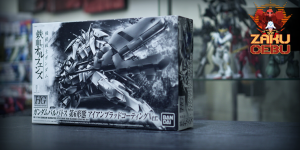 Premium Bandai 1/144 HG IBO Gundam Barbatos 6th Form Iron Blooded Coating Ver.