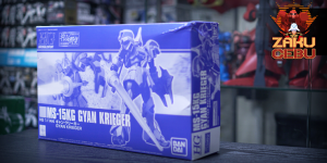 Premium Bandai 1/144 HG UC MS-15KG Gyan Kreiger
