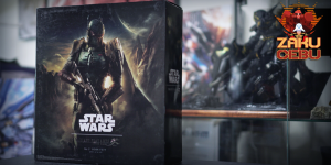 Play Arts Kai BL 1/8 Star Wars – No. 2 Boba Fett