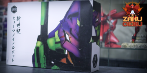 SunToys Super Deformed SD X MG EVA Unit 01