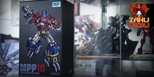 Wei Jiang Transformers – MPP10 Deformation Era Oversized Optimus Prime