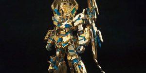 PRE ORDER: Bandai 1/144 HGUC Unicorn Gundam 03 Phenex [Destroy Mode] Narrative Ver. Gold Coating #217
