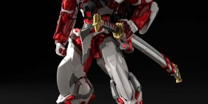 PRE ORDER: Bandai 1/100 Hi-Resolution Model HiRM Gundam Astray Red Frame