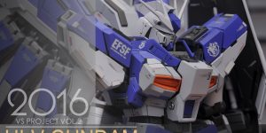 PRE ORDER: Infinite Dimension 1/100 MG Hi-V Gundam Ver Ka Resin Conversion Kit (Original Cast)