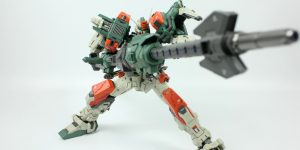 PRE ORDER: Poison Toys 1/72 Mecha-X103 Hurricane Gundam (Buster)