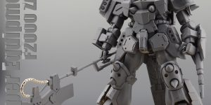PRE ORDER: Side 3 1/100 MG Zaku F2000 Resin Conversion Kit (Original Cast)
