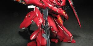 PRE ORDER: Super G 1/100 MG MSN-04II Nightingale Full Resin Kit (Refined Recast)