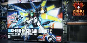 Bandai 1/144 HG AW GX-9901-DX Gundam Double X #163