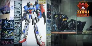 Bandai 1/100 MG MSZ-006 Zeta Gundam 20th Anniversary (Coating Ver.)