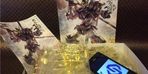 PRE ORDER: Bandai 1/100 NG Gundam Barbatos [Electroplated Ver.]