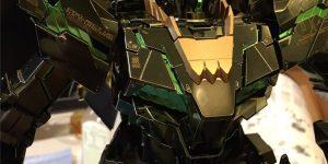 PRE ORDER: Bandai 1/60 PG Unicorn Gundam Banshee 02 [Black Chrome Electroplated Ver.]