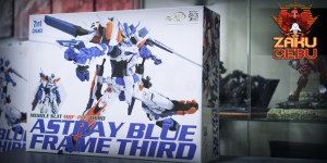 Dragon Momoko 1/100 MG Astray Blue Frame Third/Second L [2in1]