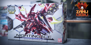 Bandai Super Deformed SD CS Nightingale #03