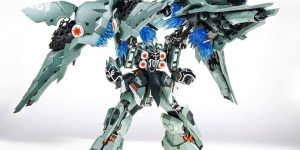 PRE ORDER: Steel Legend 1/100 Metalbuild MB NZ-666 Kshatriya