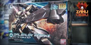Bandai 1/144 HG Galbaldy Rebake #010