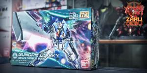 Bandai 1/144 HG BD GN-0000DVR/S Gundam Sky #014