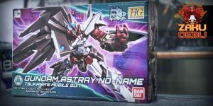 Bandai 1/144 HG BD Gundam Astray No Name #012