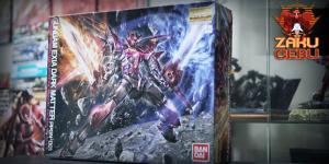 Bandai 1/100 MG PPGN-001 Gundam Exia Dark Matter