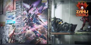 Bandai 1/100 MG Justice Gundam