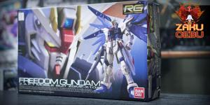 Bandai 1/144 RG Freedom Gundam #05