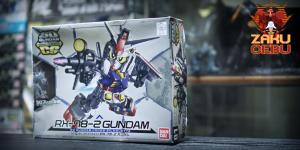 Bandai Super Deformed SD CS RX-78-2 Gundam #001