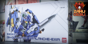Daban Model 1/100 MG GN-001/HS-A01 Avalanche Exia