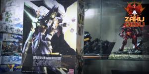 Daban Model 1/100 MG GX-9901-DX Gundam Double X