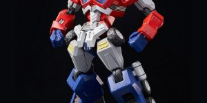 PRE ORDER: Flames Toys Furai Model Optimus Prime #001 (Attack Mode)
