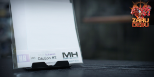 Modeling Holic 1/100 MG Caution #2 – Silver Hologram