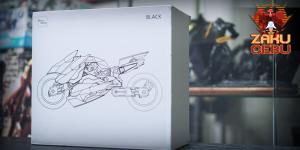 Pretty Armor Bike (Black)