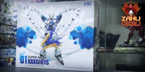 Super Nova 1/100 MG Altron (Blue)