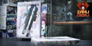 TT Hongli 1/100 MG Unicorn Weapons Expansion Set