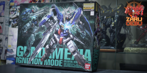 Bandai 1/100 MG Gundam Exia Ignition Mode