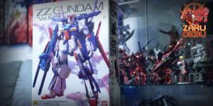 Bandai 1/100 MG MSZ-010 ZZ Gundam Ver. Ka
