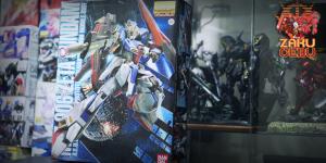 Bandai 1/100 MG Zeta Gundam Ver 2.0