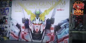 Bandai 1/60 PG Unicorn Gundam Psycho-Frame Prototype Mobile Suit