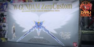 Bandai 1/60 PG Wing Gundam Zero Custom
