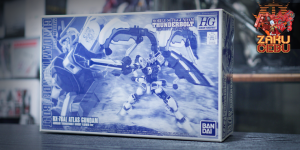 Premium Bandai 1/144 HG RX-78AL Atlas Gundam (Gundam Thunderbolt Bandit Flower Ver.)